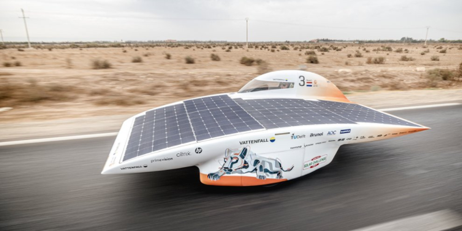 Weerplaza voorziet TU-Delft solarteam van expertdata