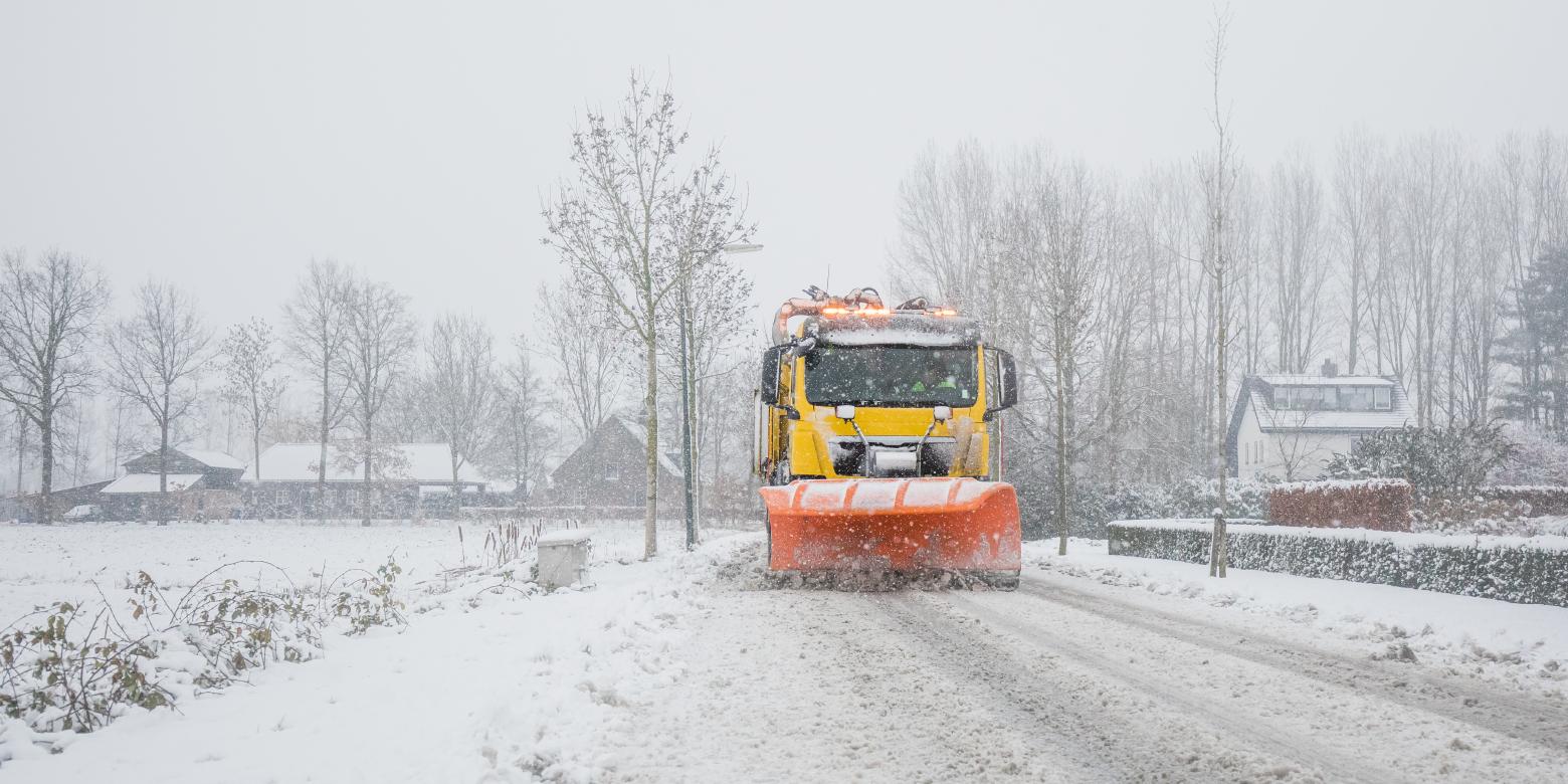 3 tips om gladheid te bestrijden bij sneeuw